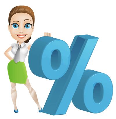 Высокие процентные ставки