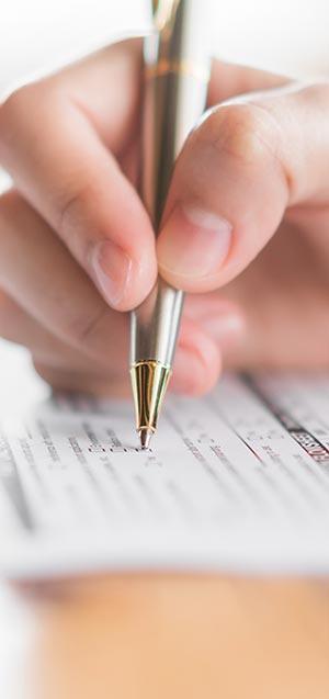 Заявление на переоформление кредита